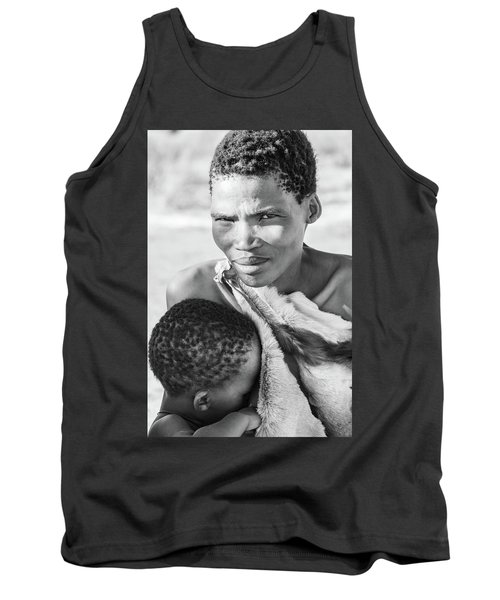 San Mother And Child Tank Top