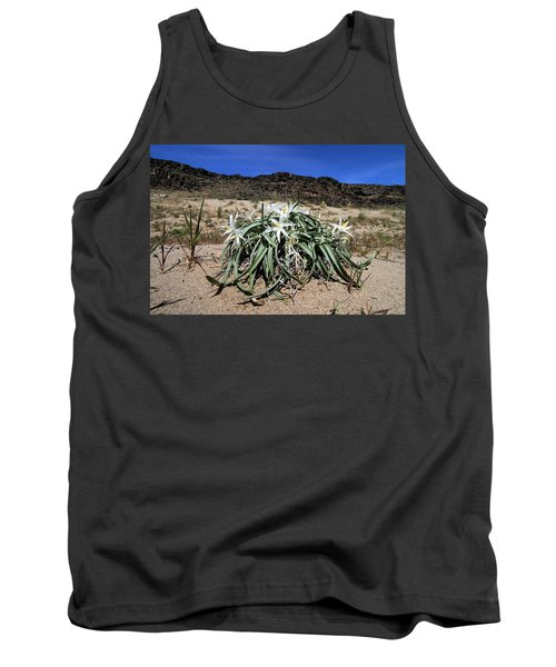 Star Lilys Its Springtime In The Rockys Tank Top