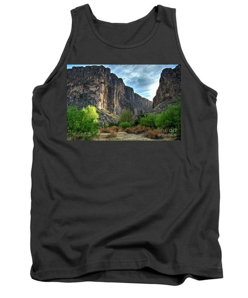 Santa Elena Canyon Tank Top