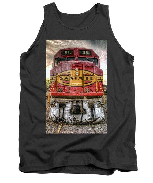 Santa Fe Train Engine Tank Top