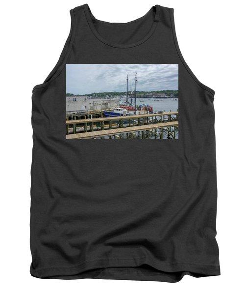 Scenic Harbor Tank Top