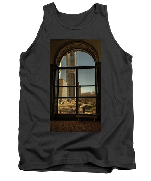 Sculpted View Tank Top