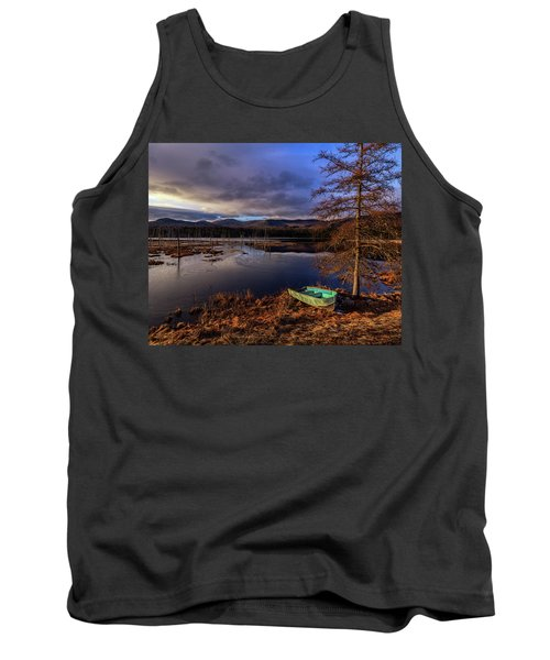 Shaw Pond Sunrise - Landscape Tank Top