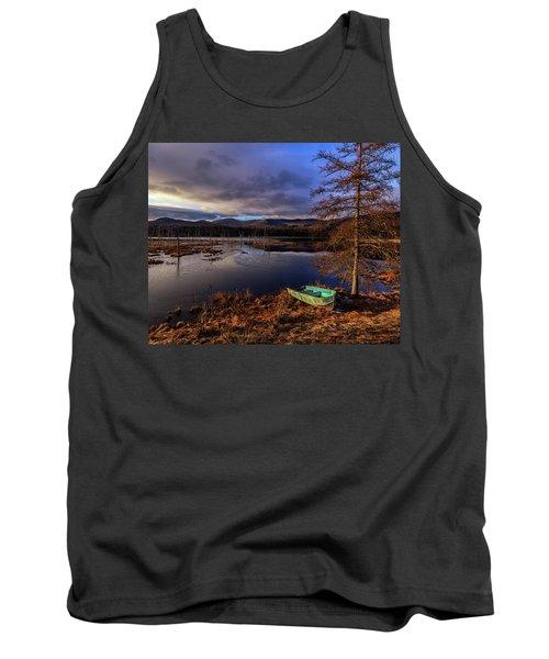 Shaw Pond Sunrise - Landscape Tank Top
