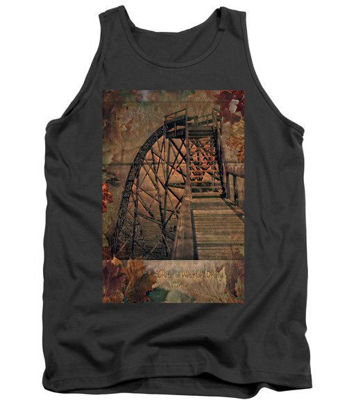 Shoot The Chute Tank Top