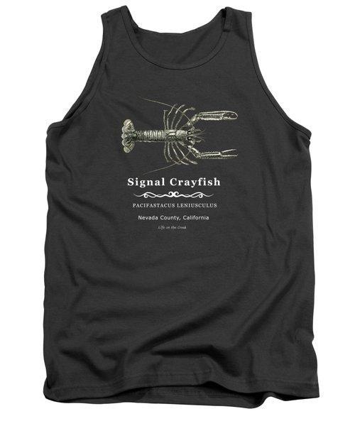 Signal Crayfish Tank Top