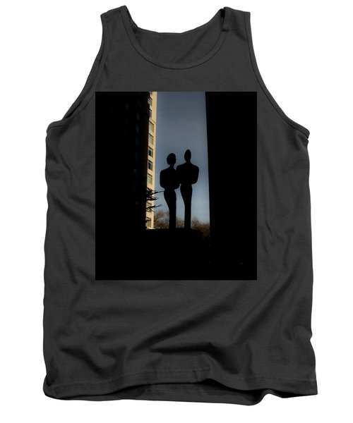 Sihlouette Tank Top