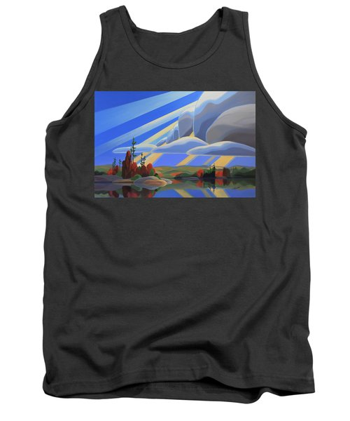 Silent Arrival Tank Top