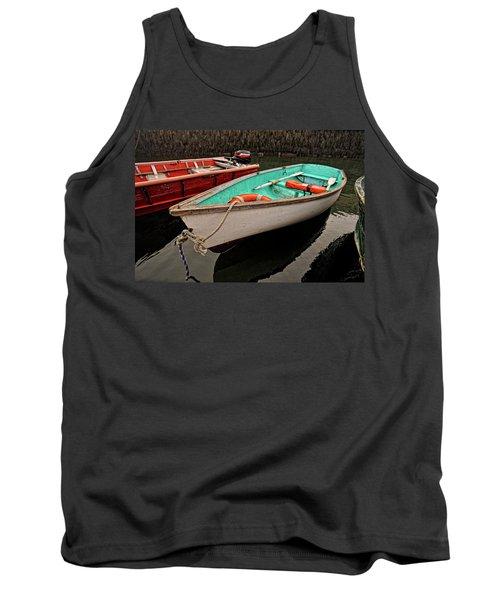 Skiffs Tank Top