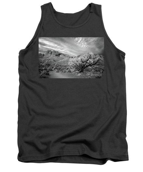 Skyline Arch Tank Top