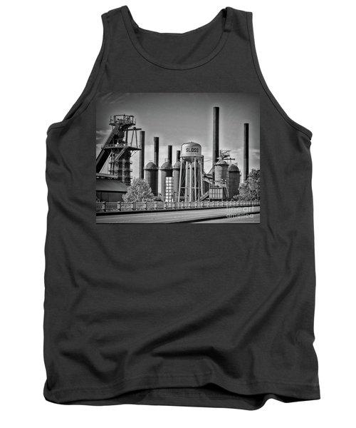 Sloss Furnaces Towers Tank Top