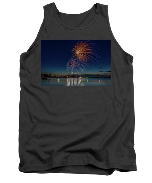 Small Town 4th Tank Top