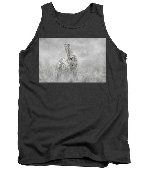 Snow Bunny Tank Top