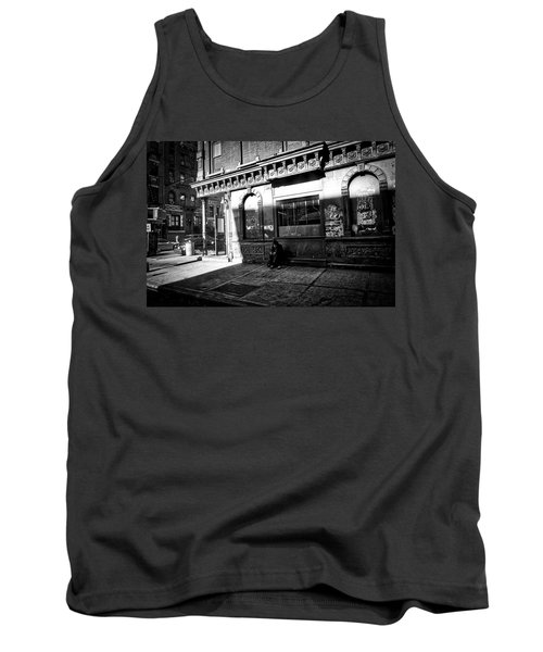 Solitary Man Tank Top