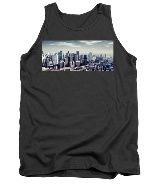 Somewhere In Japan Tank Top