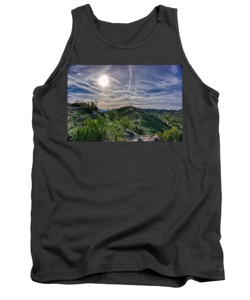 South Mountain Depth Tank Top