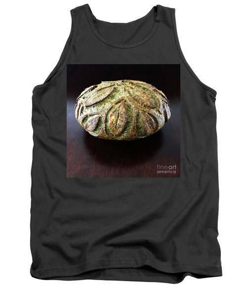 Spicy Spinach Sourdough 2 Tank Top