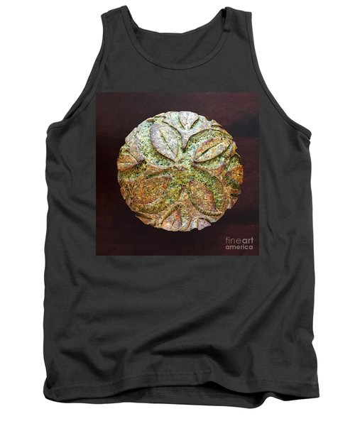 Spicy Spinach Sourdough Tank Top