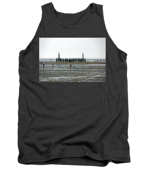 St. Annes. On The Beach. Tank Top