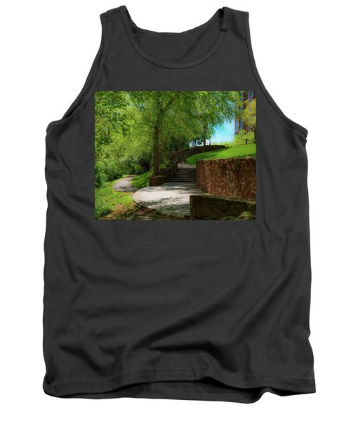 Stairway To Carlyle Tank Top