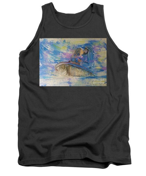 Staying The Course Tank Top