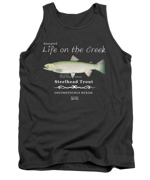 Steelhead Trout Tank Top