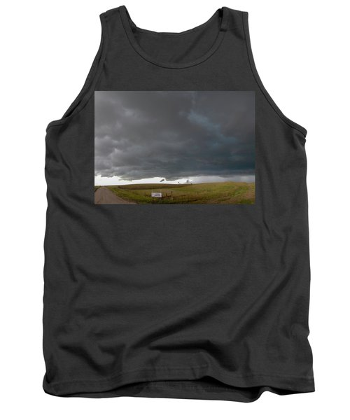 Storm Chasin In Nader Alley 016 Tank Top