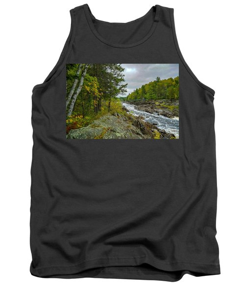 Storm Clouds At Jay Cooke Tank Top
