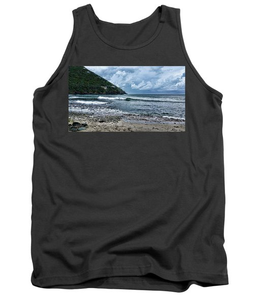 Stormy Shores Tank Top