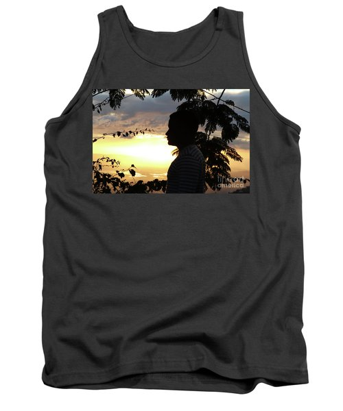 Into The Shadows  Tank Top