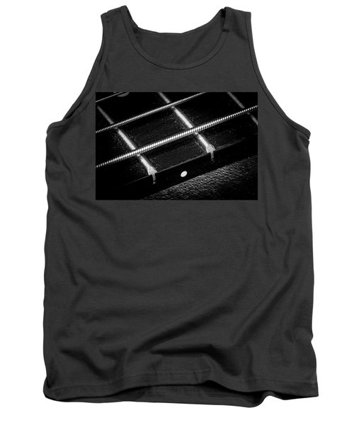 Tank Top featuring the photograph Strings Series 17 by David Morefield