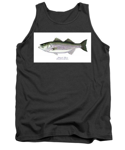 Striped Bass Tank Top
