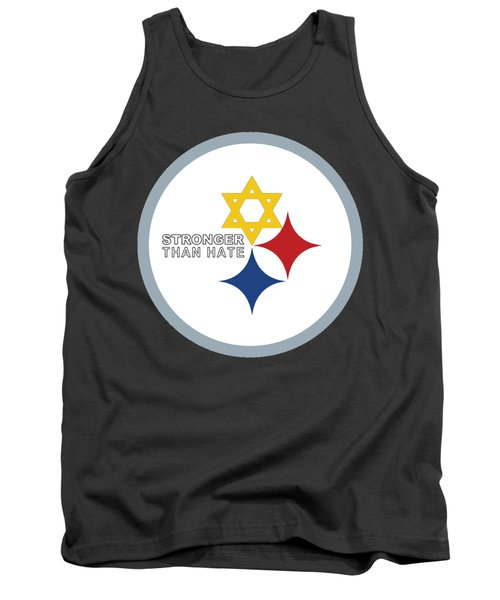 Stronger Than Hate Tank Top