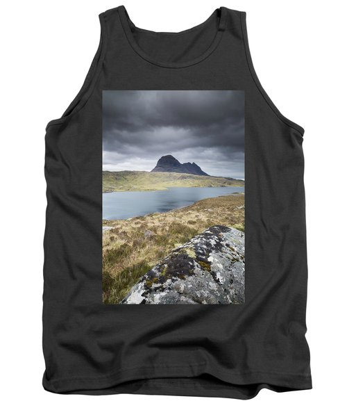 Suilven On A Stormy Day Tank Top