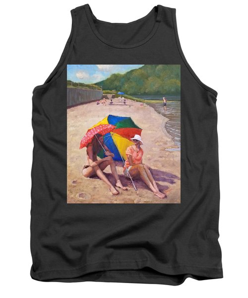Summer At Jersey Valley Tank Top