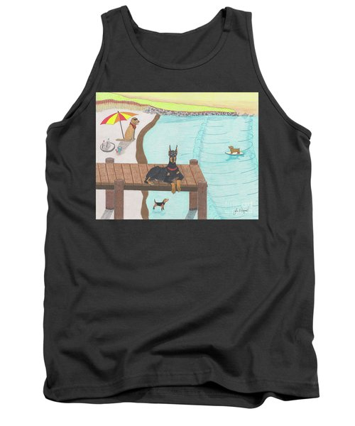 Summertime Fun Tank Top