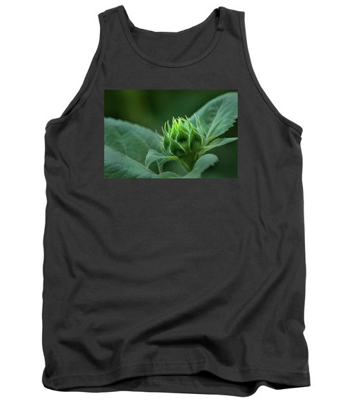 Sunflower Bud Tank Top