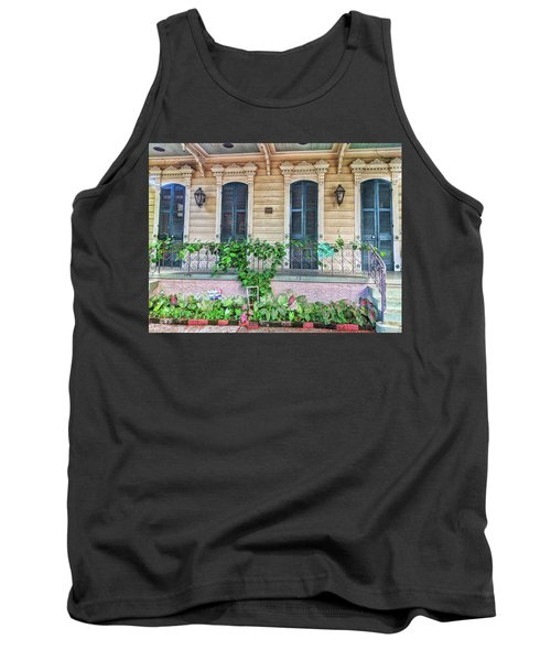 Sweet Cream And Ivy Tank Top