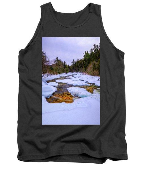 Swift River Winter  Tank Top