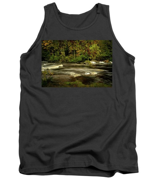 Swirling River Tank Top