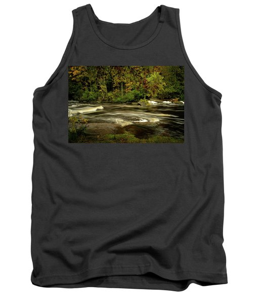 Swirling River Tank Top