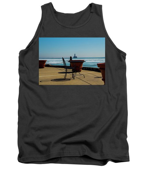 Table For One Tank Top