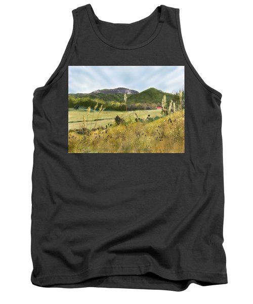 Table Rock From Sc-11 Tank Top
