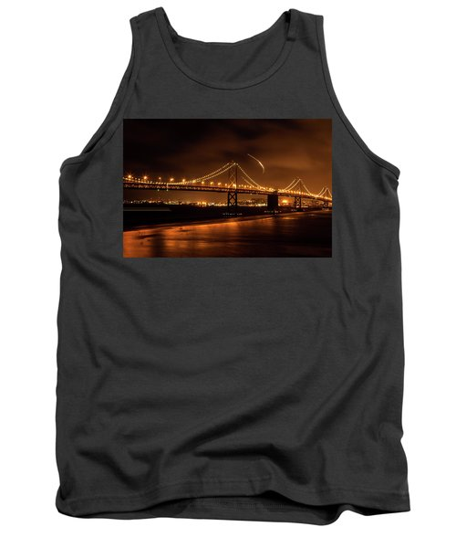 Tank Top featuring the photograph Takeoff by Alex Lapidus