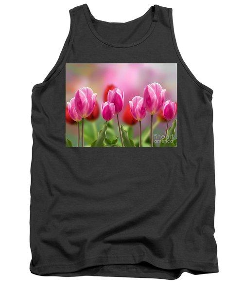 Tall Tulips Tank Top