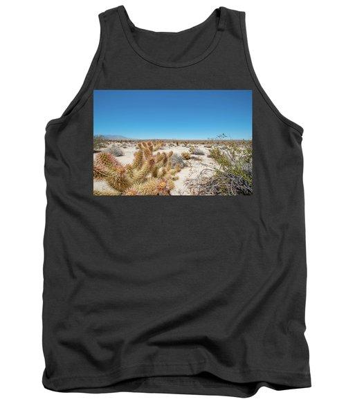 Teddy Bear Cactus Tank Top