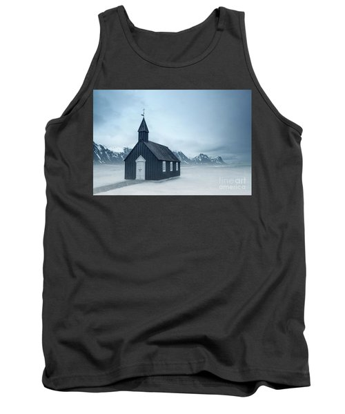Temple Of The Winds Tank Top