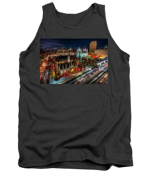 Temple Square Lights Tank Top