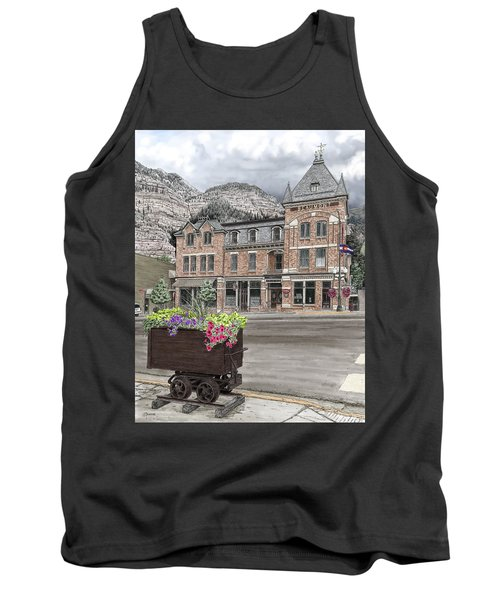 The Beaumont Hotel Tank Top