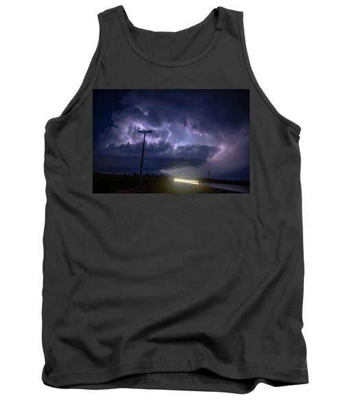 The Best Supercell Of The Summer 043 Tank Top